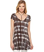 Culture Phit - Galilea Strappy Tie-Dye Tunic