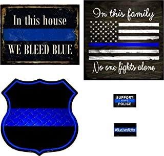Best police family signs Reviews