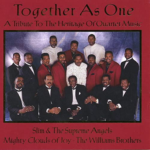 Amazoncom Together As One A Tribute To The Heritage Of Quartet