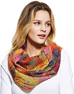 Infinity Scarves Women Lightweight Gifts for Women The Twins