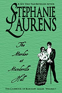 The Murder at Mandeville Hall (The Casebook of Barnaby Adair 7)
