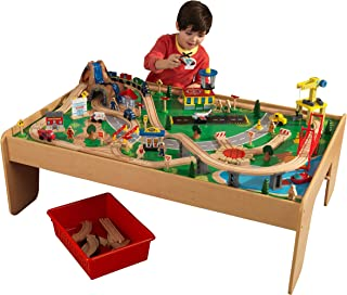 Best kidkraft deluxe train table Reviews