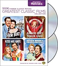TCM Greatest Classic Films Collection: (Show Boat / Annie Get Your Gun / Kiss Me Kate / Seven Brides for Seven Brothers)