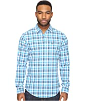 Original Penguin - Long Sleeve P55 Jaspe Plaid