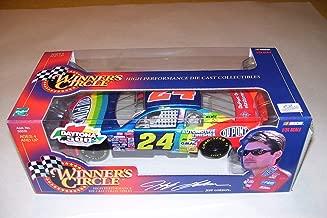 Hasbro Winner's Circle Jeff Gordon #24 NASCAR High Performance Die Cast Collectible