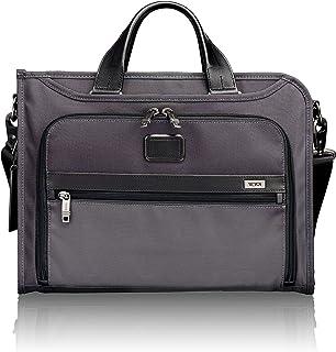 Tumi Alpha Briefcase, Grey, 40 cm 026110PW2