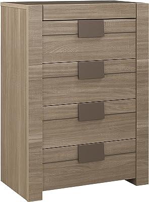 ROLLER Sideboard - Sandeiche - 120 cm breit: Amazon.de