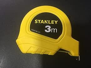 Stanley STHT36125-812 Plastic Short Measuring Tape (Yellow)