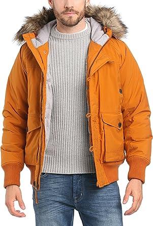 parka timberland orange