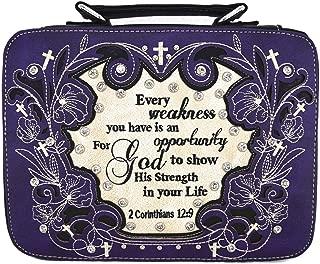 leather scripture case