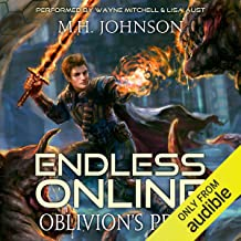 Endless Online: Oblivion's Price: A LitRPG Adventure, Book 3