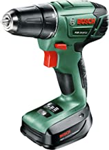 Bosch PSR 14.4 LI Cordless Drill Driver with 14.4 V Lithium-Ion Battery