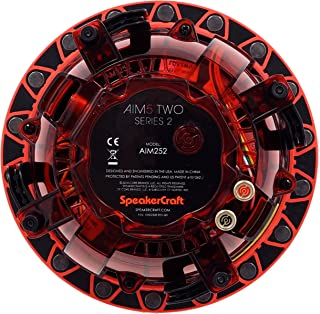 SpeakerCraft AIM 5 TWO Series 2 In-Ceiling Speaker - Each
