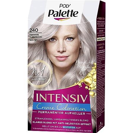 Blond haarfarben palette braun Haarfarben Hellbraun