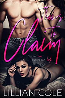 Theirs to Claim (Claiming Book 2)