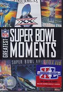 NFL - Greatest Super Bowl Moments