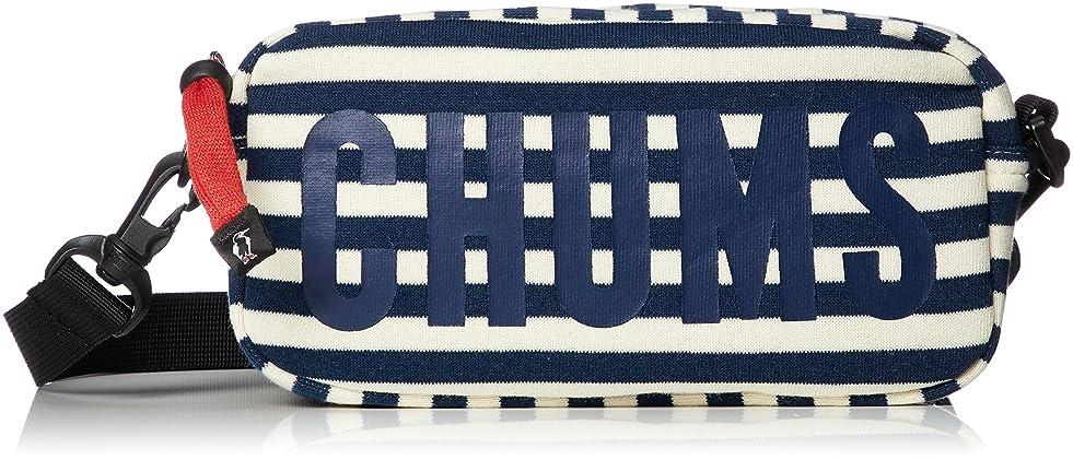 批判的老人ビバ[チャムス] ショルダーバッグ Boat Logo Shoulder Sweat