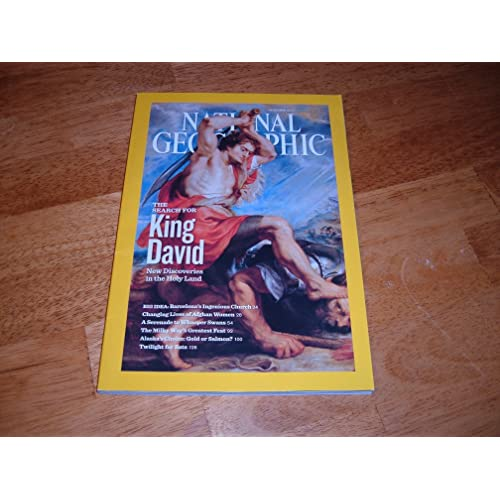 National geographic 2010 December: The search for king david