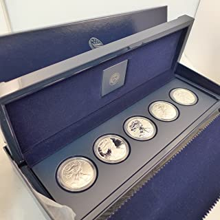Best 2011 25th anniversary silver eagle set Reviews