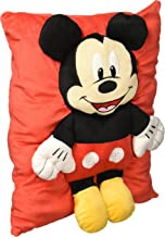 Disney Mickey Mouse Classic Plush Character Pillow
