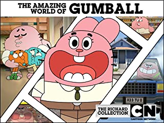 The Amazing World of Gumball, Richard Collection, Vol. 1