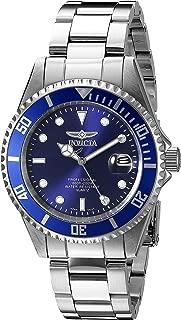 Men's 9204OB Pro Diver Analog Display Quartz Silver Watch