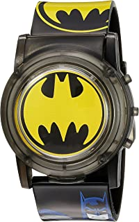 Batman Kids' BAT6000SR Digital Display Analog Quartz...
