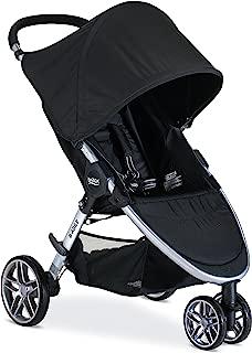 Britax 2017 B-Agile Lightweight Stroller, Black