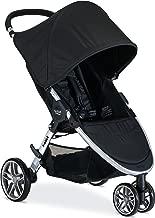 britax stroller won t fold