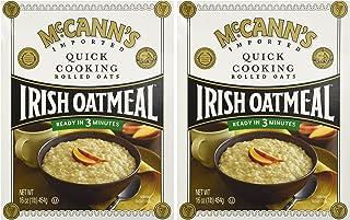 Mccann Oatmeal Irish Box Quick (Pack of 2)