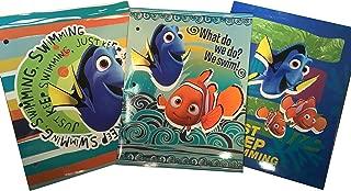 NEW Finding Dory 3 Ring Pocket Folders for Kids School (3 Pack)
