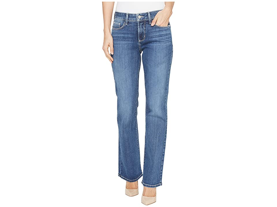 NYDJ Barbara Bootcut w/ Short Inseam in Heyburn Wash (Heyburn Wash) Women's Jeans