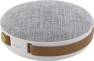 STREETZ bärbar vattentät Bluetooth-högtalare CM760