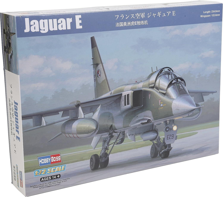 Hobby Boss HY87259 French Jaguar E Airplane Building Kit