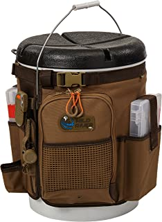 Wild River by CLC WT3507 Tackle Tek Rigger Lighted Bucket Organizer, Plier Holder & Two PT3500 Trays