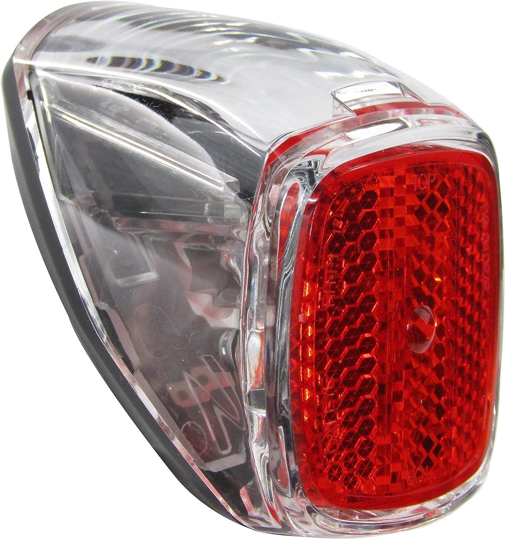 BRIDGESTONE SLR110 Solar Tail Lamp 2 Fender Stop