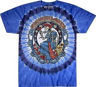 Licensed Grateful Dead Vintage Bertha Tie Dye T Shirt