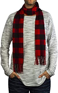 Unisex Solid Colors Soft and Warm Winter Scarves, 14 Colors Available