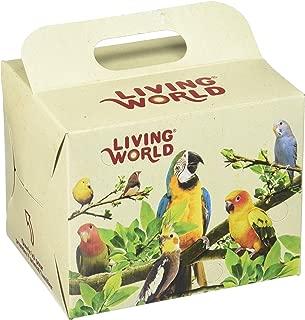 Living World Bird Carrier Cardboard Box