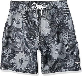 Speedo Mens Swim Trunk Knee Length Boardshort Bondi Printed