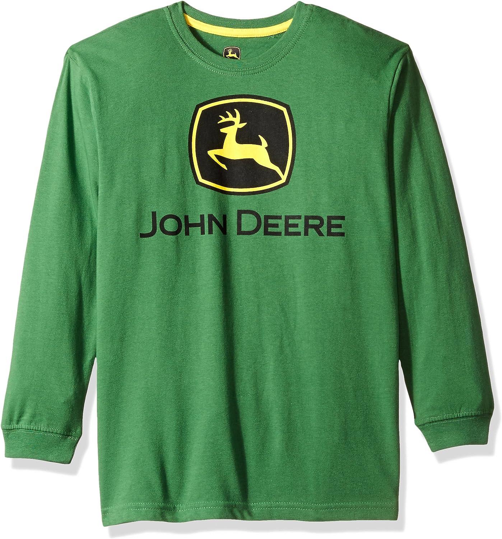 John Deere Boys' Big Long Sleeve Tee