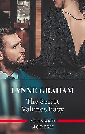 The Secret Valtinos Baby (Vows for Billionaires Book 1)