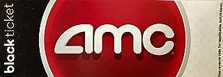 AMC Black Movie Ticket (2 Pack)