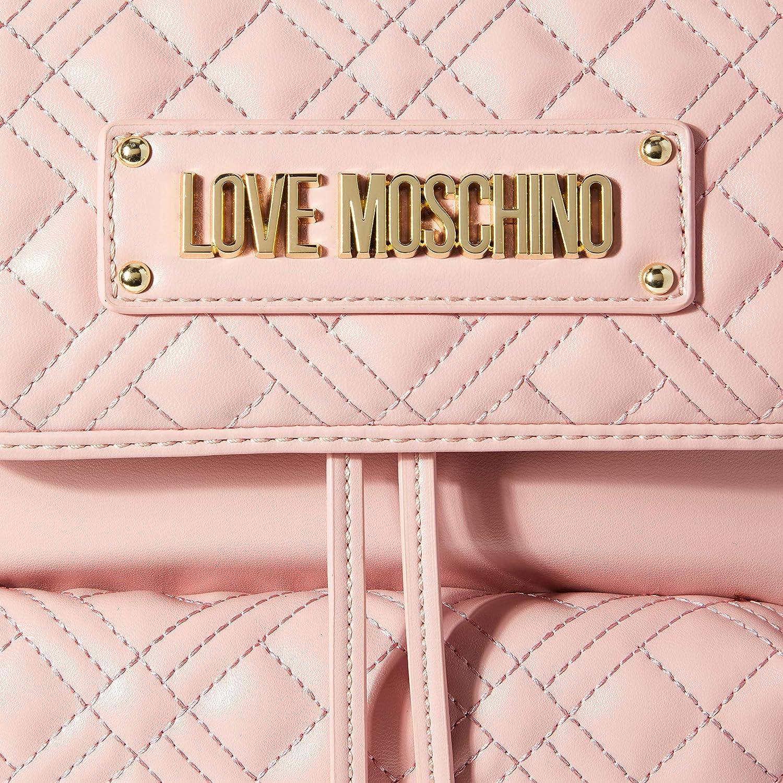 Love Moschino Jc4203pp0a, Cartables Femme, 28x34x18 Centimeters (W x H x L) Rose (Powder)