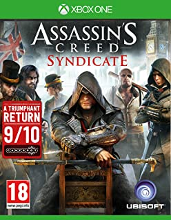 Xbox One Assassins Creed Syndicate PREOWNED