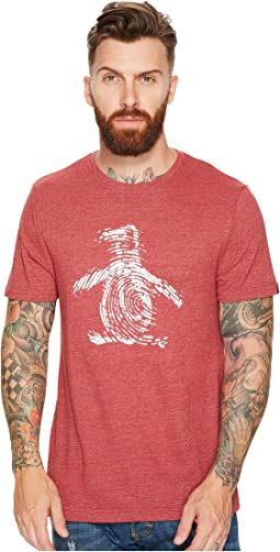 Original Penguin - Fingerprint Pete Tee