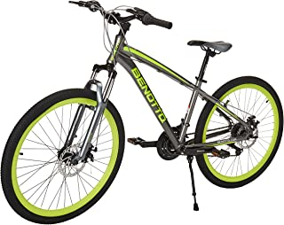 Benotto Bicicleta Landstar MTB Aluminio R26 21V Dama Sunrace Doble Disco