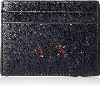 A|X Armani Exchange Men's Credit Card Holder