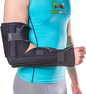Elbow/Forearm Post-Surgery Immobilizer & Fracture Splint-S/M