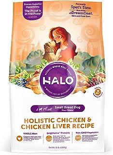 Best halo dog food ingredients Reviews